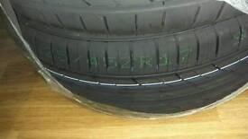 4 x Rotalla tyres 225/45/17