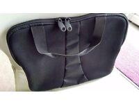 Black Small Laptop Bag