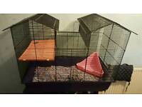 large hamster / rat cage
