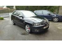 2006/56 Seat Ibiza Cupra TDI 160PD Black