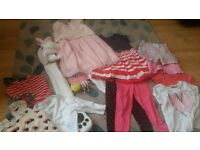 Girls 4-5 bundle of clothes