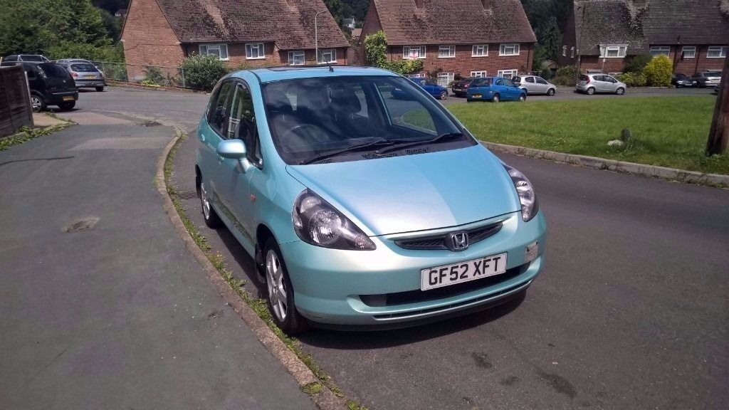 Honda Jazz 65000 low millage 52 plate 1.4 se -sport dci 5 doors Full Service History