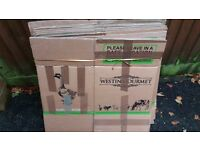 House Move Removal Strong Cardboard Boxes x 36 Large / Medium