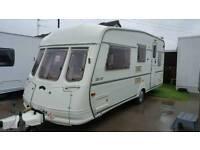Vanroyce classic 520 et 4-berth caravan