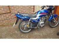 Lextmoto 125cc