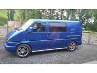 VW T4 2.5TDI 2001 - 5 seater day van - MOT Sep 17 - great condition