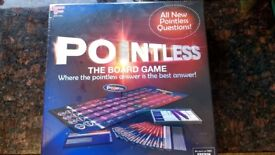 Pointless The Board Game. Brand new & sealed