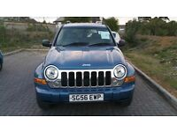 4X4 Jeep Cherokee 2.8 CRD Limited