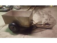 Small Trailer Suitable for Quad Etc...