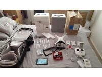 #PRICE REDUCED# D.J.I. Phantom 4 Professional with host of extras