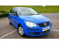 Immaculate 2007 VW Polo 1.2 with full service history, long MOT and 3 months warranty