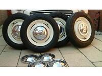 Firestone tyres wheels