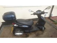 Piaggio Fly 125 - Great Condition, Perfect for New Riders and Learners