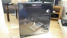 DJ PRO 2000 Professional Mixing Deck