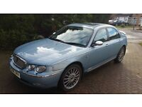 Rover 75 Connoisseur 2.5 Petrol Automatic for sale.