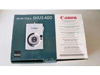 Canon ixus400 digital camera