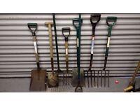 Garden Tools - now £25!!