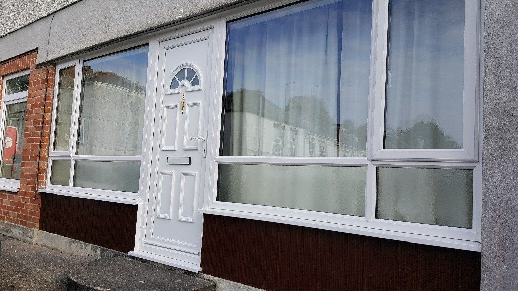 Modern, unfurnished, 1 bed ground floor flat in Lower Compton