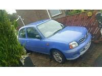 Nissan micra automatic 1.0