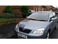 TOYOTA COROLLA DIESEL MOT TILL JUNE EXCELLENT CONDITION
