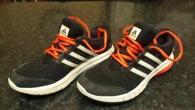 Adidas Running Galaxy Elite Trainers Black / Orange