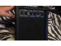 Guitar practice amp 10w