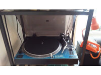 DJ pro-drive citronic PD-1 Turntable for £59