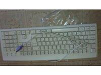 Samsung Wired Keyboard Brand New
