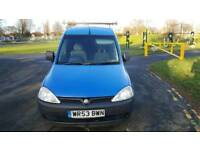 Vauxhall Combo 1700cc CDti 1.7 Diesel 4 Door car derived van