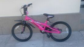 20''girls bicycle in excellent condition