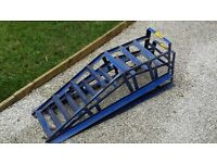 Car Ramps (Good Condition)