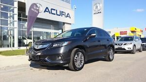 2016 Acura RDX Elite Was $41999 Now $40990, Front/Rear Parking