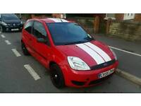 2005 55 Ford Fiesta (ST REPLICA) 1.2 petrol very good condition please look