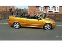 Astra convertible for swap not selling