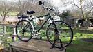 DAWES KALAHARI GENTS 20INCH FRAME CYCLE IN NEW CONDITION PLUS EXTRAS