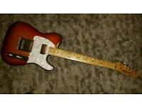 Rare Callistocaster hand made Telecaster with high end parts GIOVANNI COIL TAPPED PICKUPS