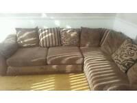 Corner sofa bed 3 years old