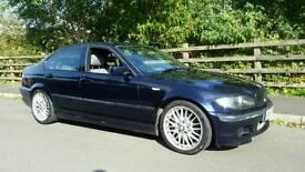 BMW E46 330D LOW MILEAGE!