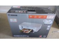 Canon PIXMA MG3650 ALL-IN-ONE MULTIFUNCTION WIRELESS PRINTER