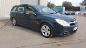 VAUXHALL VECTRA 3.0 V6 CDTI ELITE 6 SPEED ESTATE SAT NAV FULL LEATHER 2006 / 1 OWNER / 92K MILES FSH