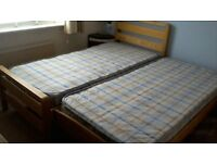 Guest Beds with Mattresses