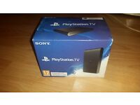 Playstation TV, unopened, please collect from Glasgow City centre