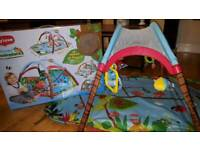 TinyLove Baby Playmat Gym - Gymini Developlace