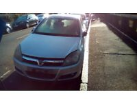 Vauxhall astra front bumper in very clean condition