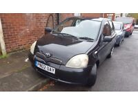 TOYOTA YARIS 1.3 5DR, LOW MILEAGE, GREAT CONDITION