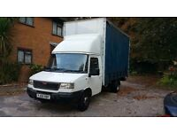 LDV Convoy 2.4 Ford Transit engine LEZ COMPILANT Luton van Curtain side CURTAINSAIDER not Sprinter