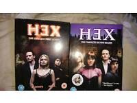 Hex dvds