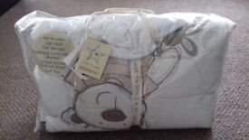 BARGAIN! I Love My Bear bedding set