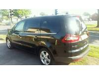 Ford galaxy 09 top spec leather dvds in head rests