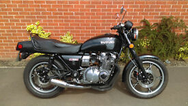 1982 Suzuki GS 1000 G (shaft drive) Recently Rebuilt with many new parts.